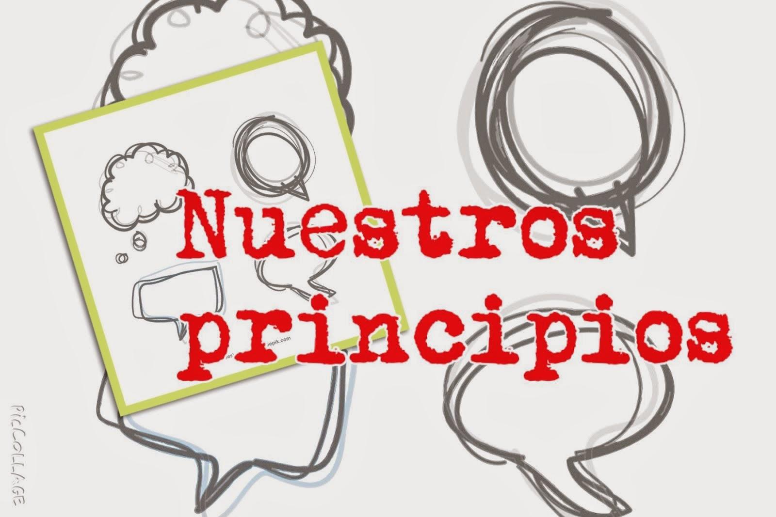 Nuestros Principios