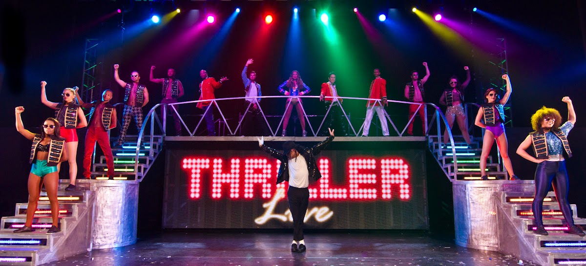 Lyric Theatre London: Thriller Live Playing At Lyric Theatre London