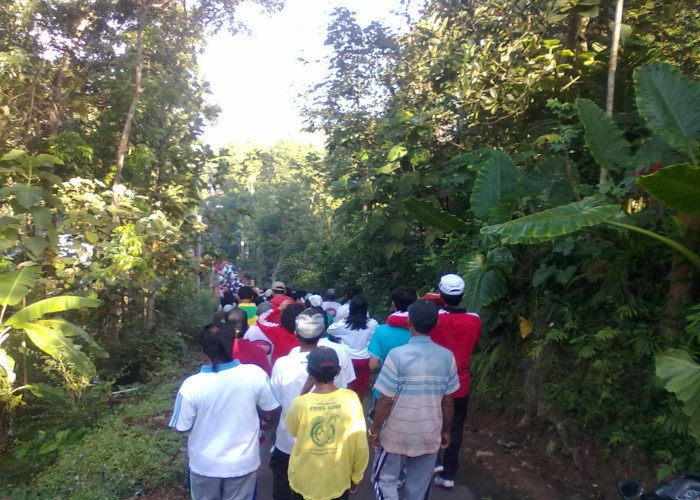 Di Dusun Gondang Rejo, Plosorejo, Matesih