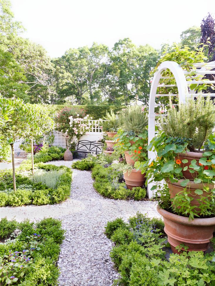 Portobello design charlotte moss a conversation and her for Garden inspiration