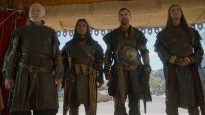 Los mercenarios de los segundos hijos - Juego de Tronos en los siete reinos