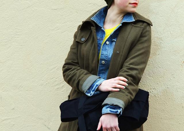 denim, forever 21, seattle, street style, winter, 2013, fleur d'elise