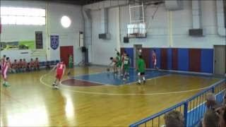 Στιγμιότυπα από το φιλικό προετοιμασίας παίδων Μέγας Αλέξανδρος Καλοχωρίου-Μακεδονικός