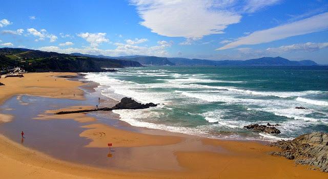 ciclogenesis sopela viento sur playa 01