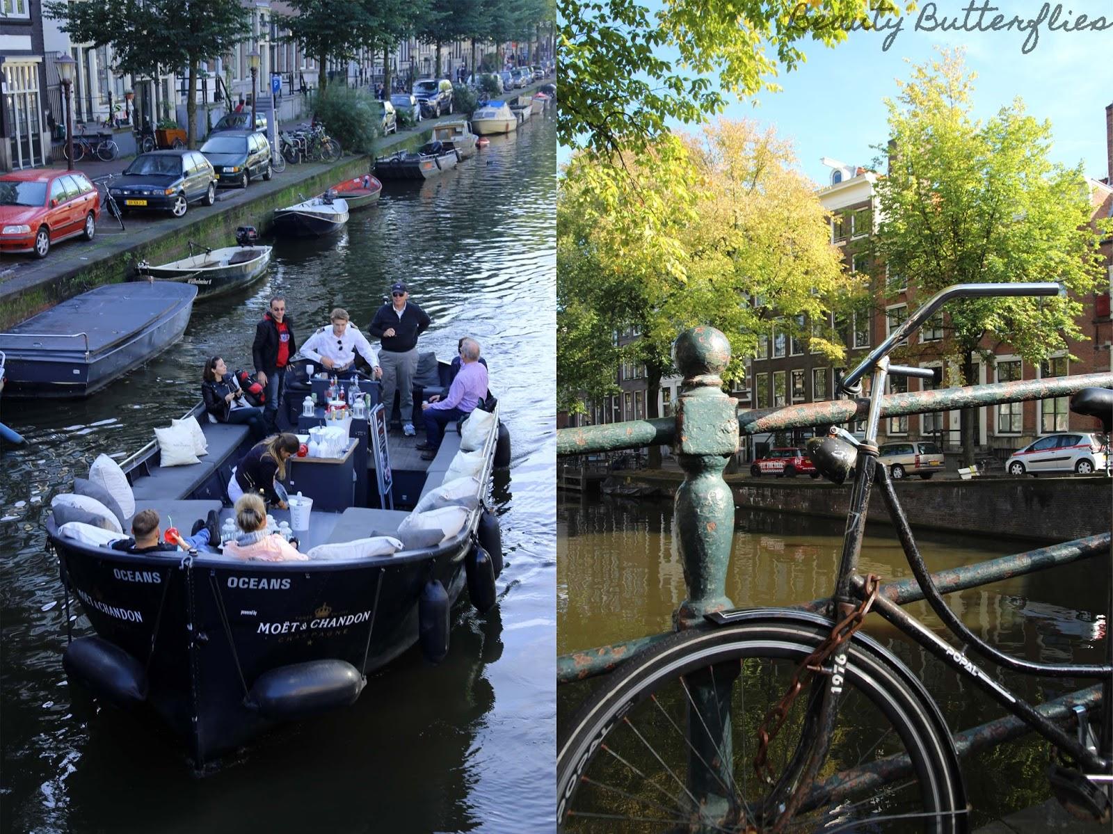 Travelguide] Amsterdam - Wohnen auf einem Hausboot und allgemeine ...