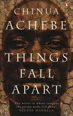 an explanation of life in an african society in the book things fall apart by chinua achebe Achebe makes the same tour of details in things fall apart we learn that for the ibo people, growing yams is a status symbol and freshly tapped palm wine is the local drink.