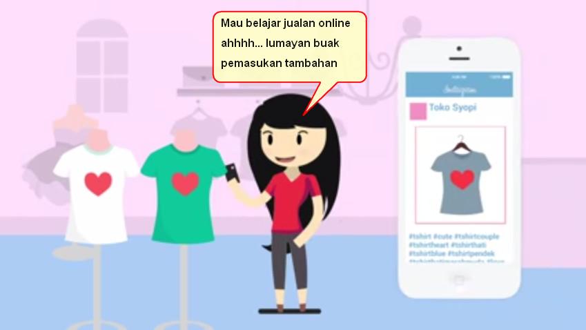 Shopious tempat jual beli online yang unik