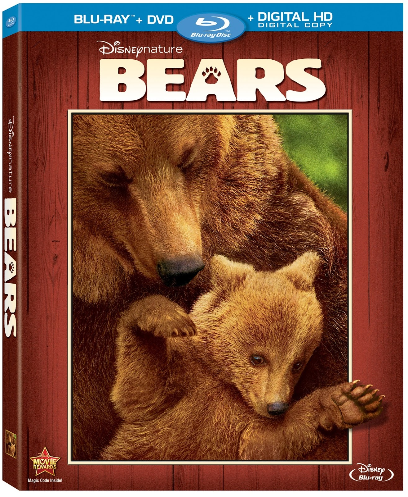 Disneynature Bears Movie