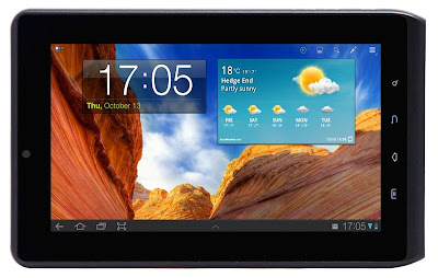 Treq 3G Basic, Tablet 3.5G HSDPA