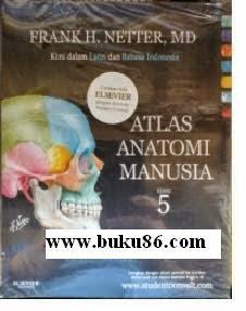 Buku Atlas Anatomi Manusia Edisi 5