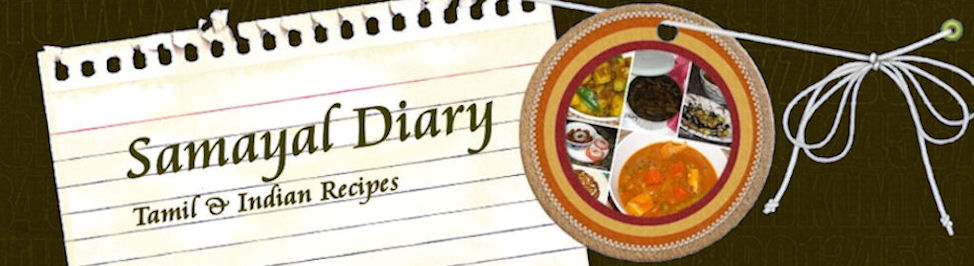 Samayal Diary