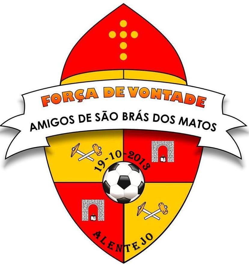 LOGOTIPO DOS «AMIGOS DE SÃO BRÁS DOS MATOS».