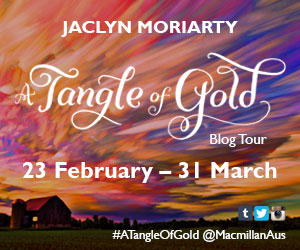 Tangle of Gold Blog Tour 2016