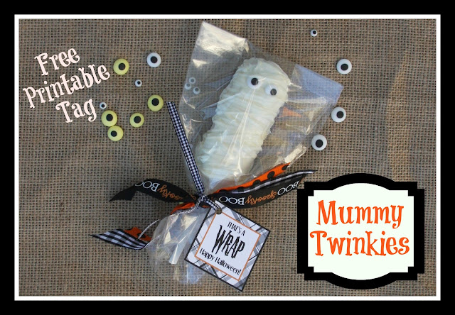 Mummy Twinkies