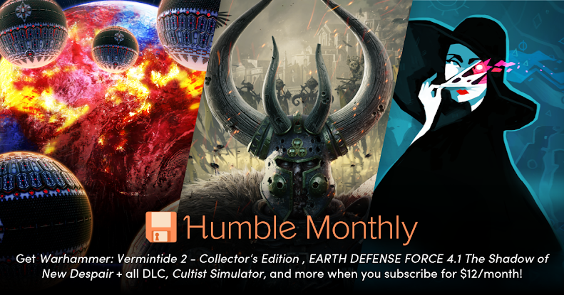 February 2019 Humble Monthly