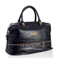 Chloe black Hand Bag