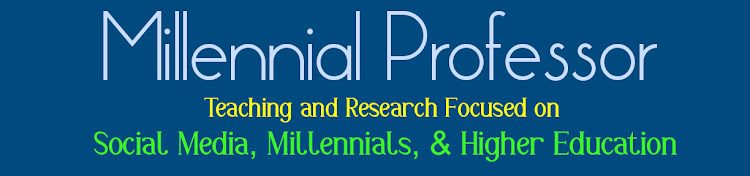Millennial Professor - A blog focused on issues impacting the millennial generation.