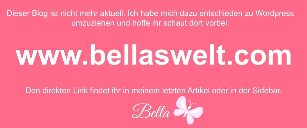 Neuer Blog: Bellaswelt.com