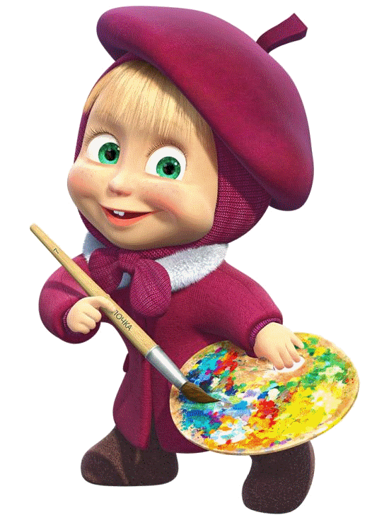 Masha and The Bear  Gambar Lucu Terbaru Cartoon Animation Pictures