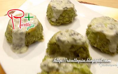 Sformatini di Broccoli Piccanti di Cotto e Mangiato