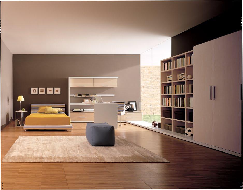 Dormitorios juveniles y modernos kitchen design luxury homes - Dormitorios principales modernos ...