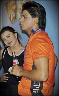 rani mukherji with shahrukh