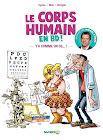 Le corps humain en BD !