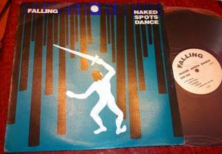 Naked Spots Dance - Falling LP (1983, NSD Records)