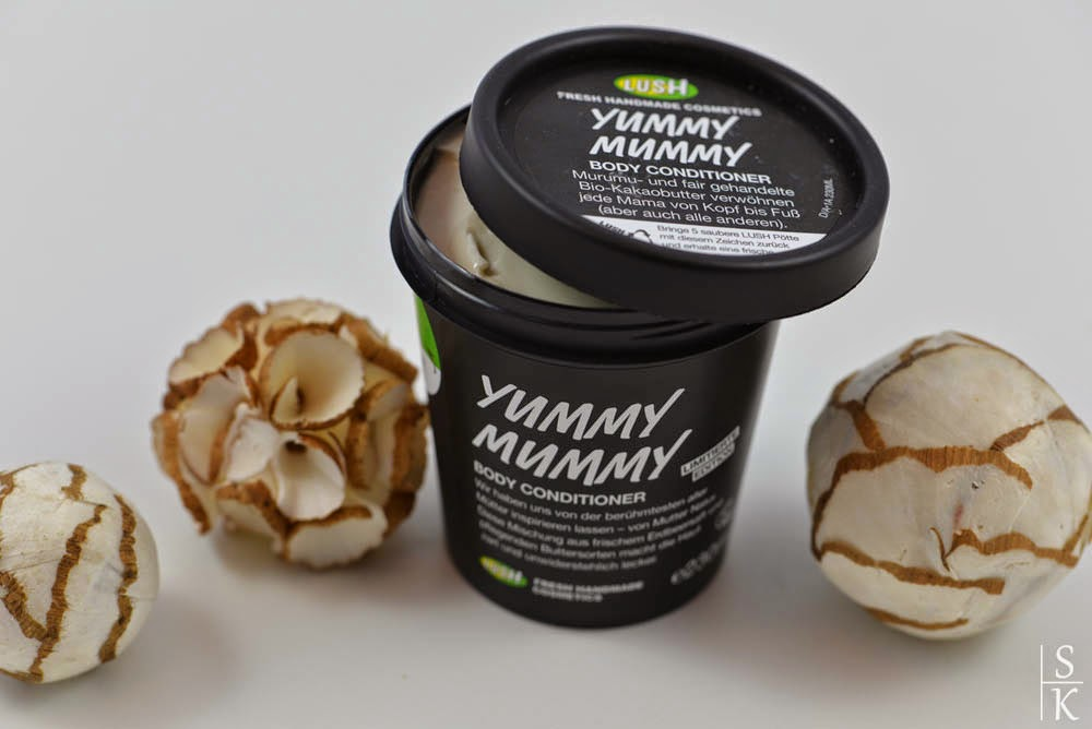 "Lush - Body Conditioner ""Yummy Mummy"""