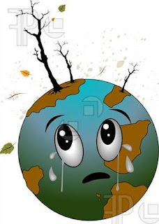 Creative cloud digital ivision labs crying mother earth - Mother earth clipart ...