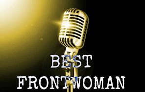 "Vote your ""Best Frontwoman"" - Final"