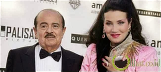Adnan and Soraya Khashoggi