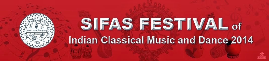 SIFAS Festival of Classical Music & Dance 2014