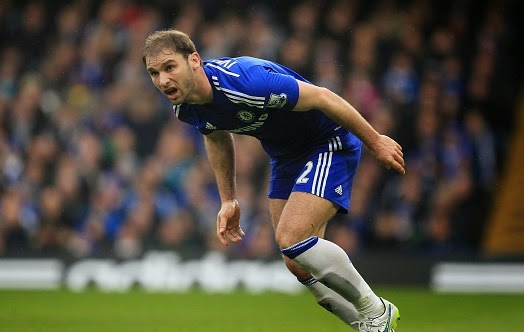Bayern Munich keen on Branislav Ivanovic