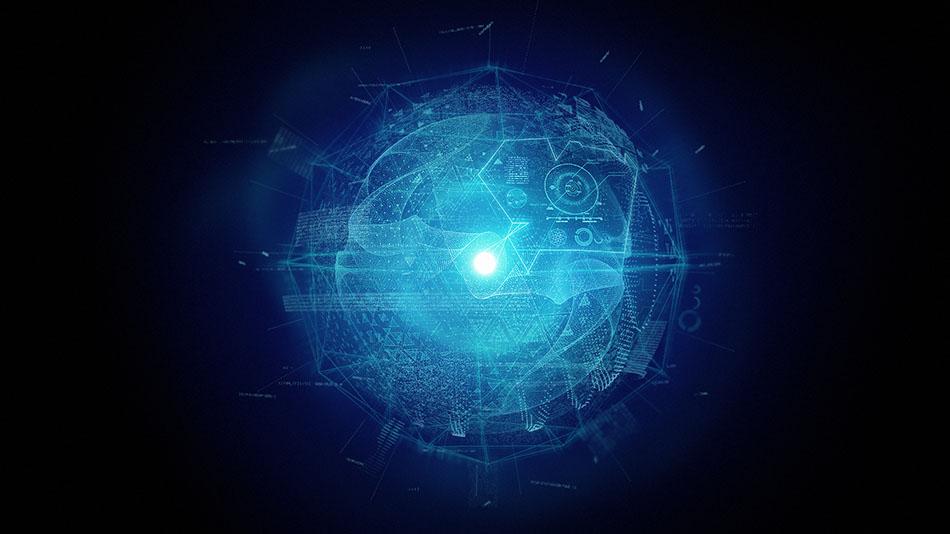 Cortana concept art with music amp sounddesign