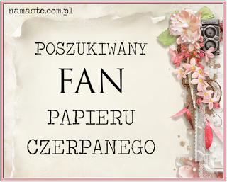 Fan Papieru Czerpanego Sierpień