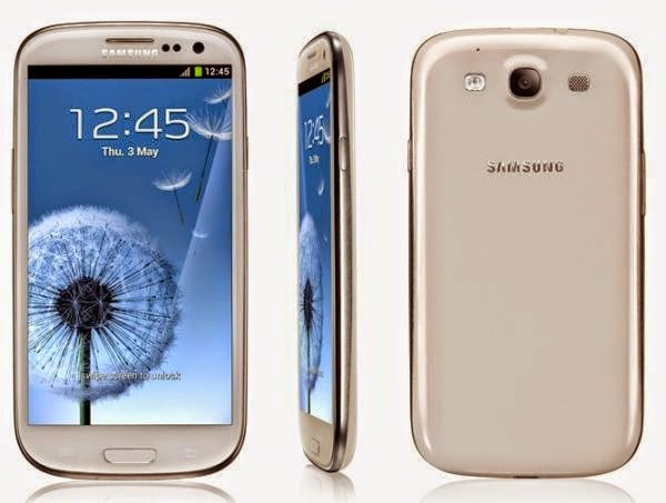 Harga Samsung Galaxy S3 I9300 Terbaru, Super AMOLED capacitive touchscreen