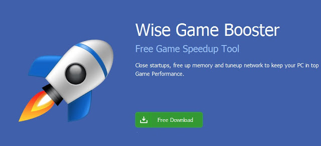Wise Game Booster 1.33 Full Free Version