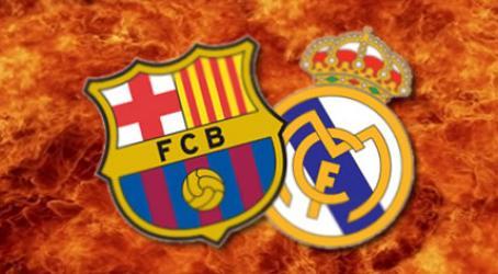 InfoDeportiva - Informacion al instante. FC BARCELONA VS REAL MADRID. Horarios, Resultados, Estadisticas, Online
