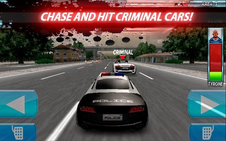 Juegos policiales en tu smartphone