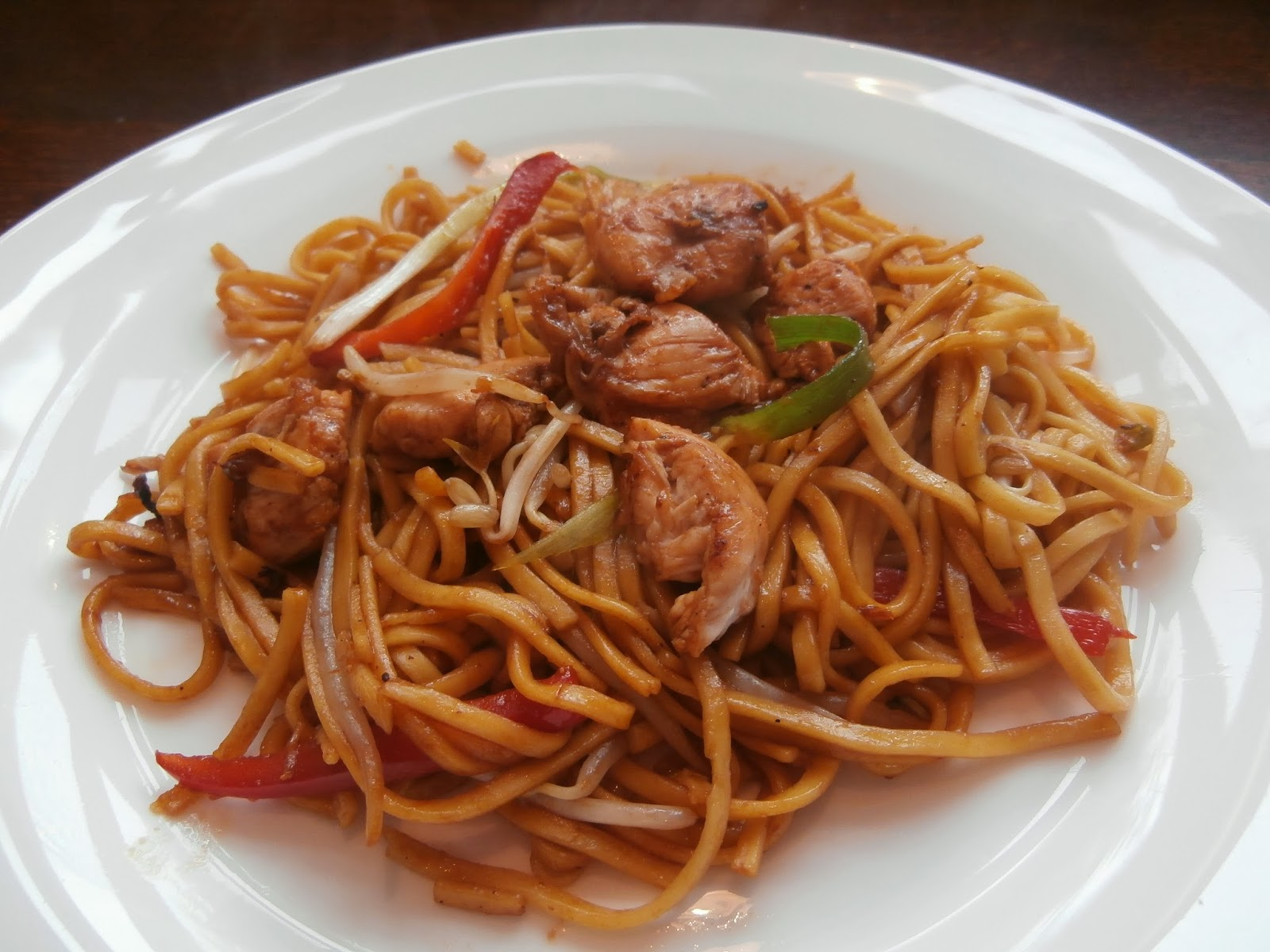 how to prepare chow mein noodles