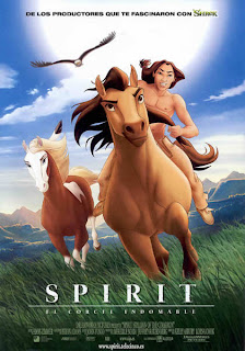 Spirit: El Corcel Indomable Poster