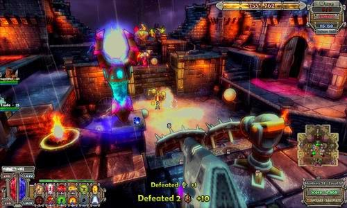 dungeon defenders modded weapons