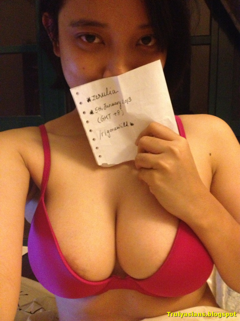 Truly Asians Shy Busty Pina Girlfriend Selfshot Pics