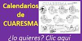 Calendarios Cuaresma 2016