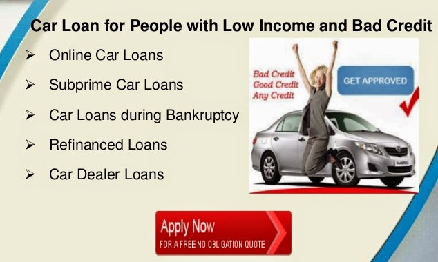No income auto loan for all