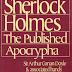 Classics of Sherlockiana: the Apocrypha of Sherlock Holmes
