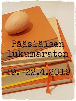 Pääsiäisen lukumaraton (19.-22.4.2019)