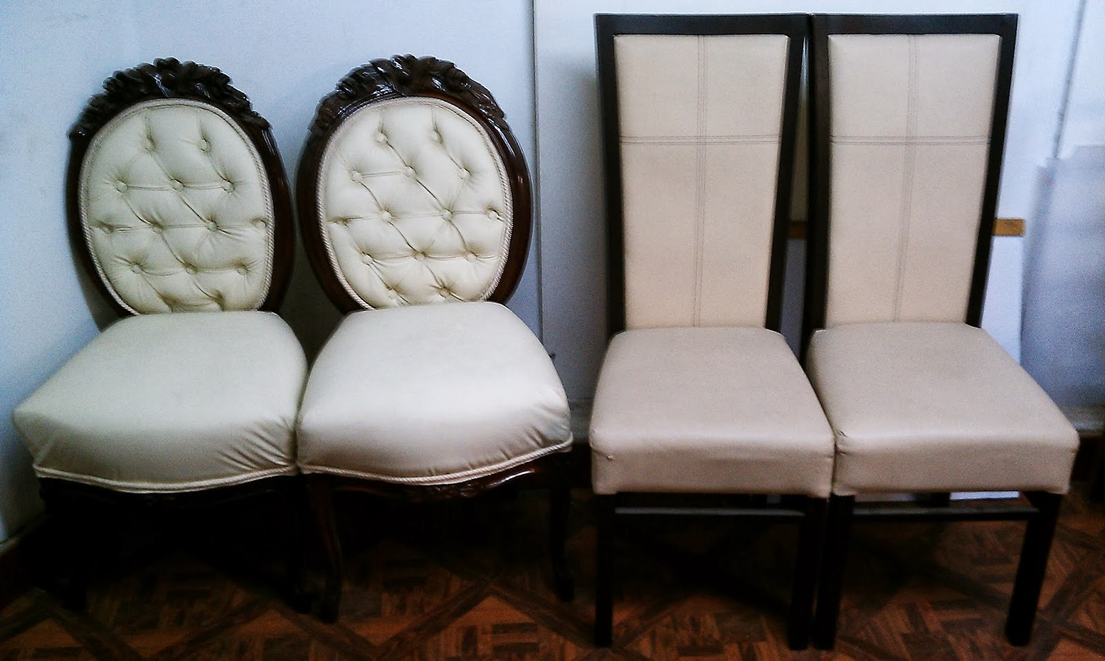Infinito lounge mesas y sillas de novios for Sillas para quince
