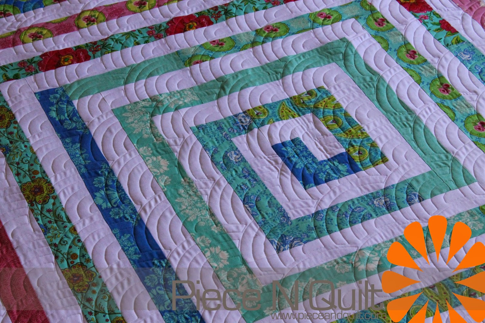 fan quilt pattern. so, i chose the baptist fan pattern. love how this pattern quilts out, it adds just perfect amount of curvature. quilt